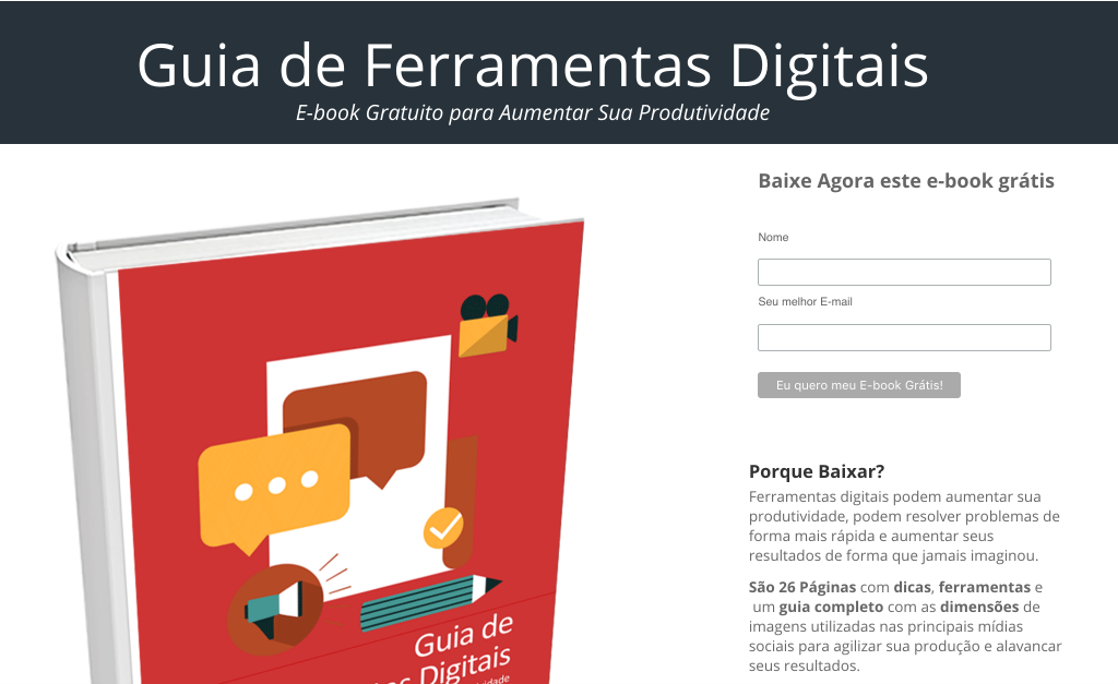 O que são Landing Pages - Bruno Peres - Insights de Marketing